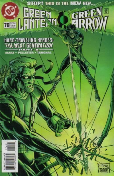 Green Lantern Vol 3 76