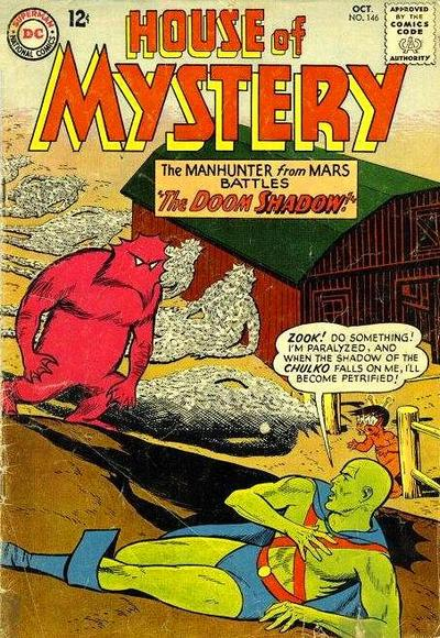 House of Mystery Vol 1 146
