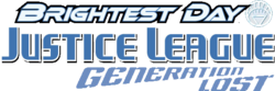 Justice League: Generation Lost Vol 1