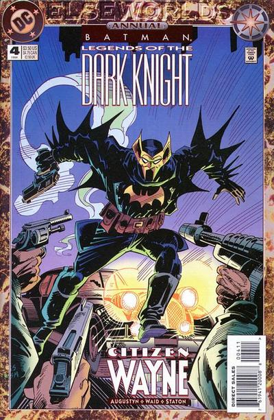 Batman: Legends of the Dark Knight Annual Vol 1 4