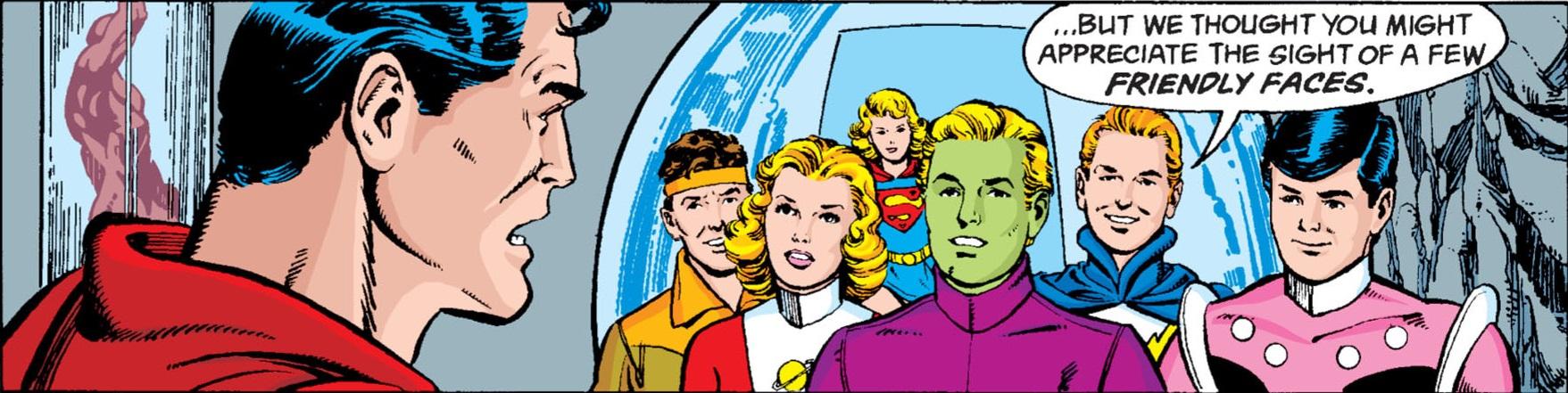 Legion of Super-Heroes (Earth-423)