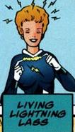 Living Lightning Lass Amalgam 001