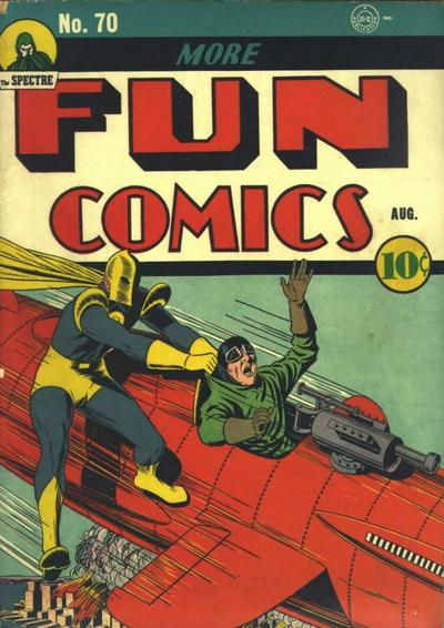 More Fun Comics Vol 1 70