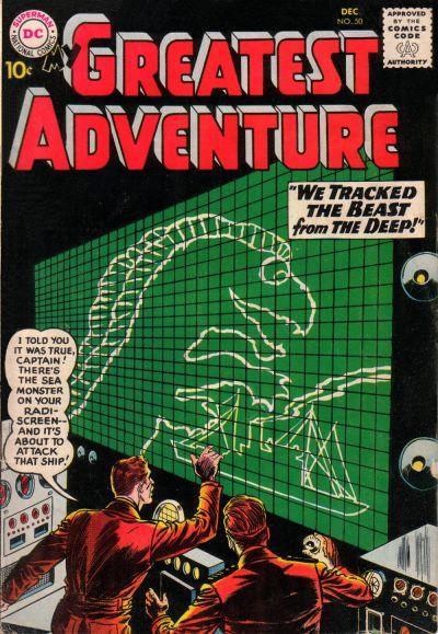 My Greatest Adventure Vol 1 50