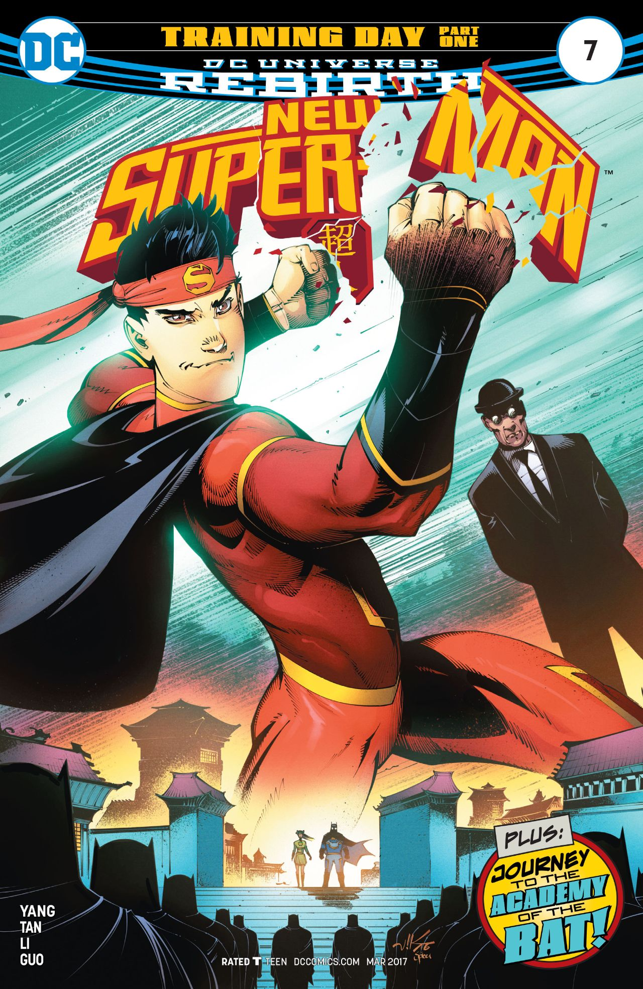 New Super-Man Vol 1 7
