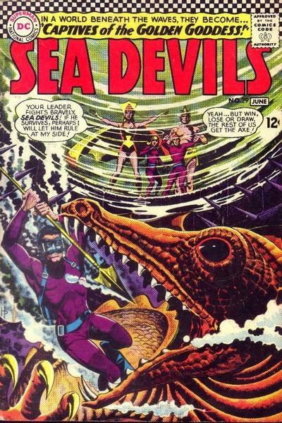 Sea Devils Vol 1 29