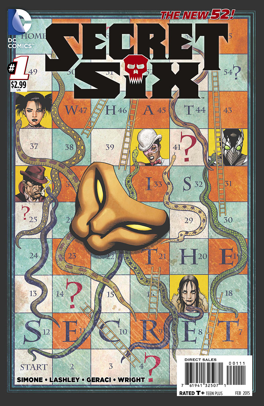 Secret Six Vol 4