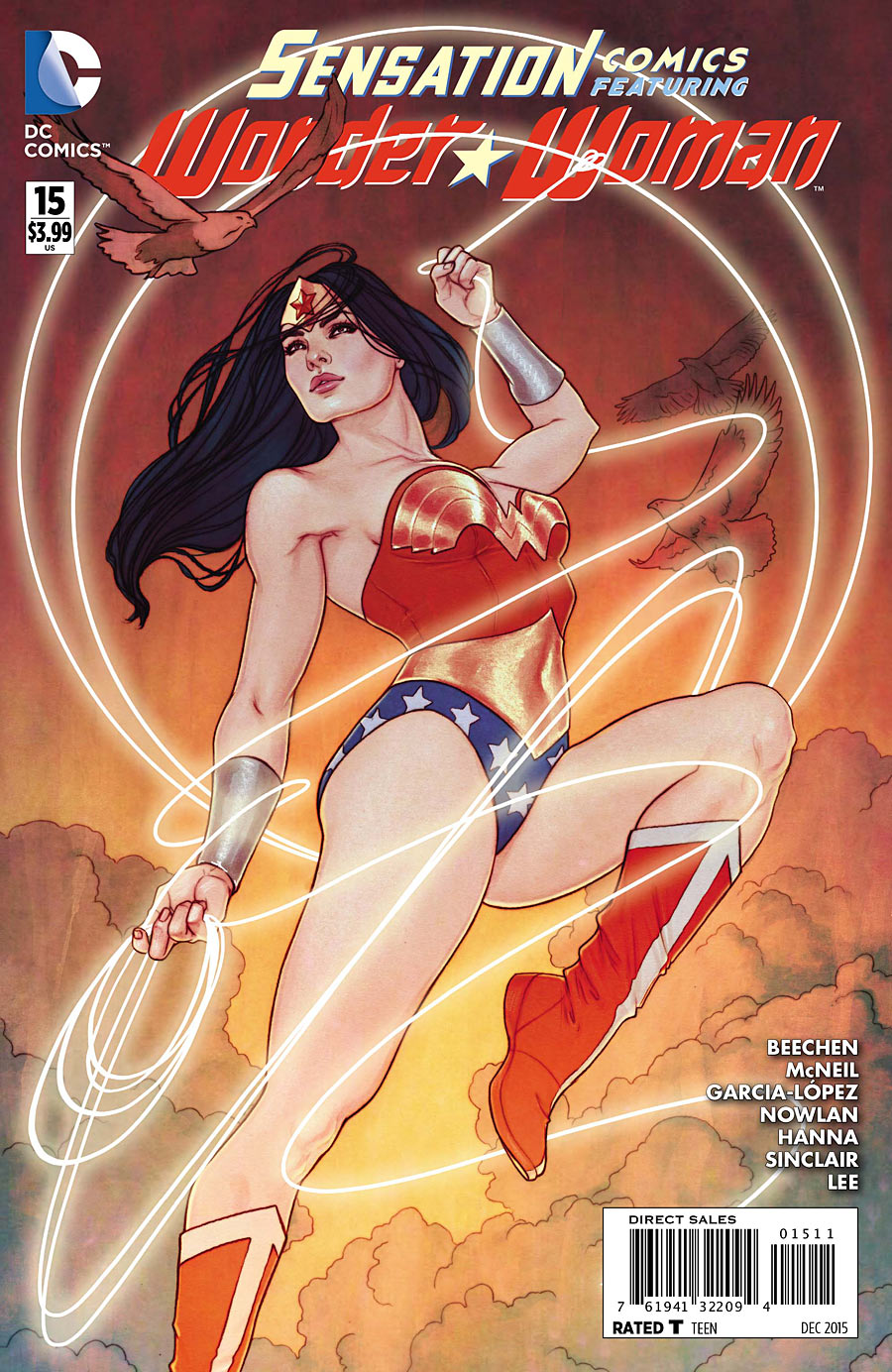 Sensation Comics Featuring Wonder Woman Vol 1 15