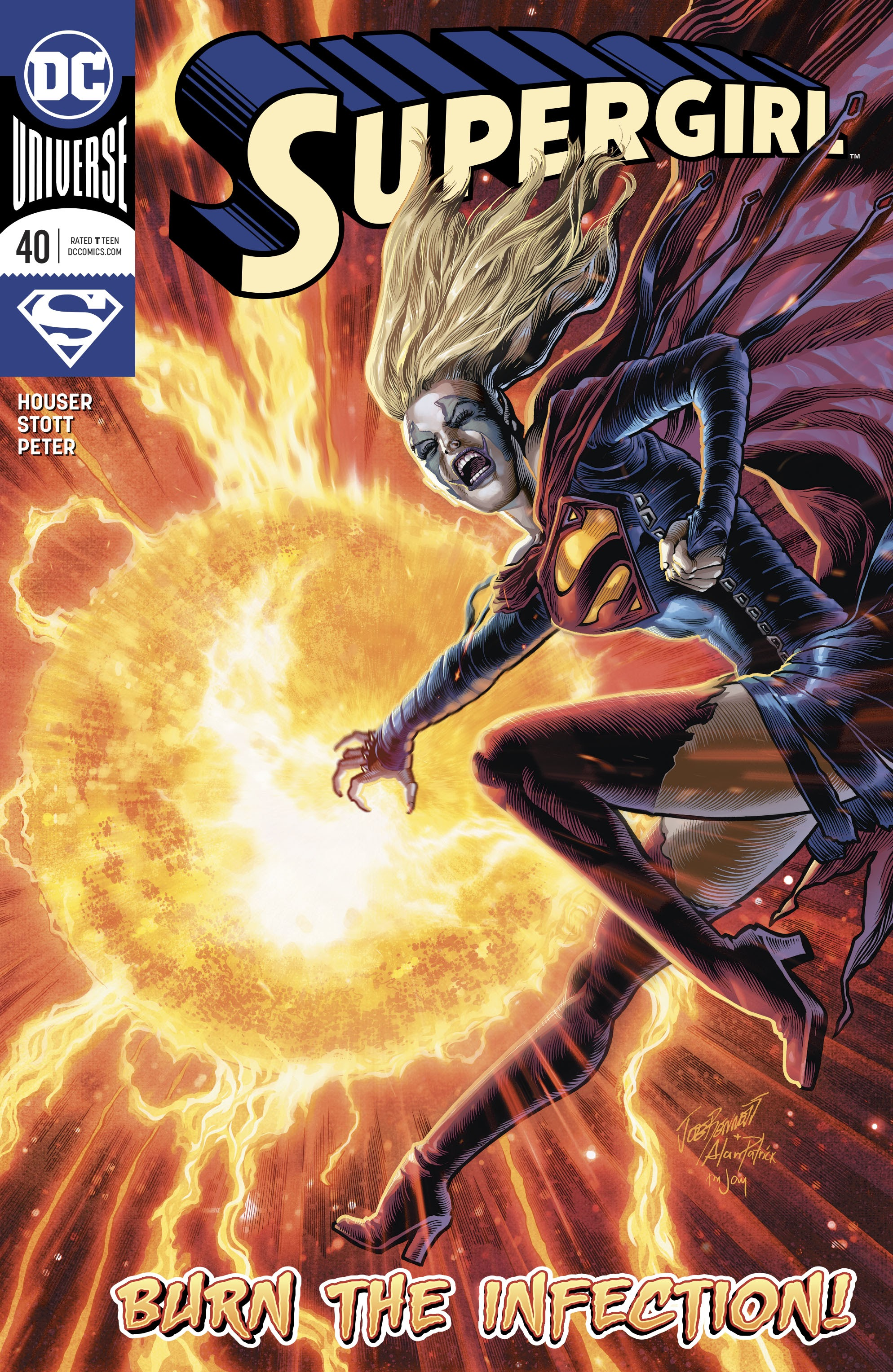 Supergirl Vol 7 40