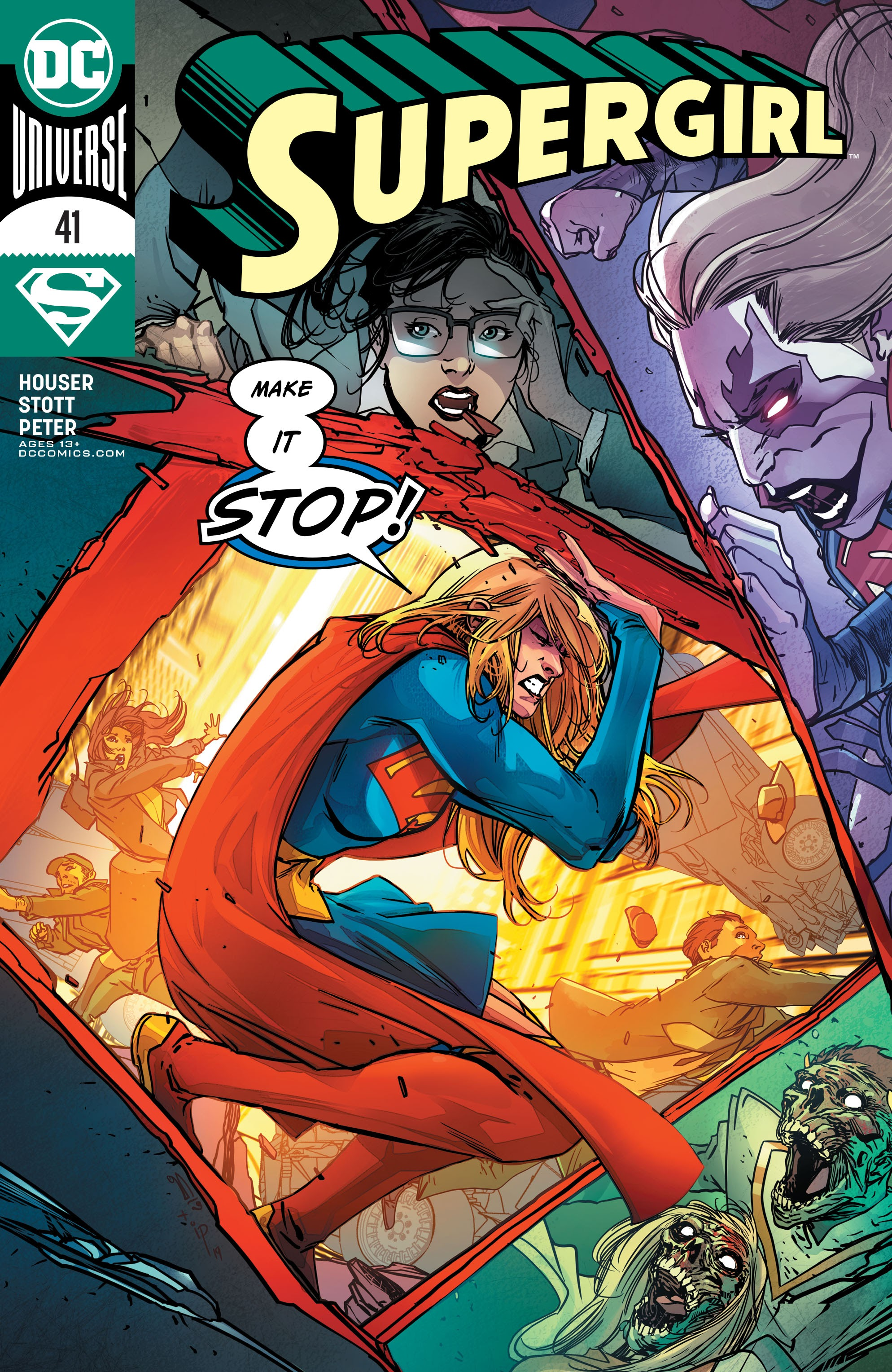 Supergirl Vol 7 41
