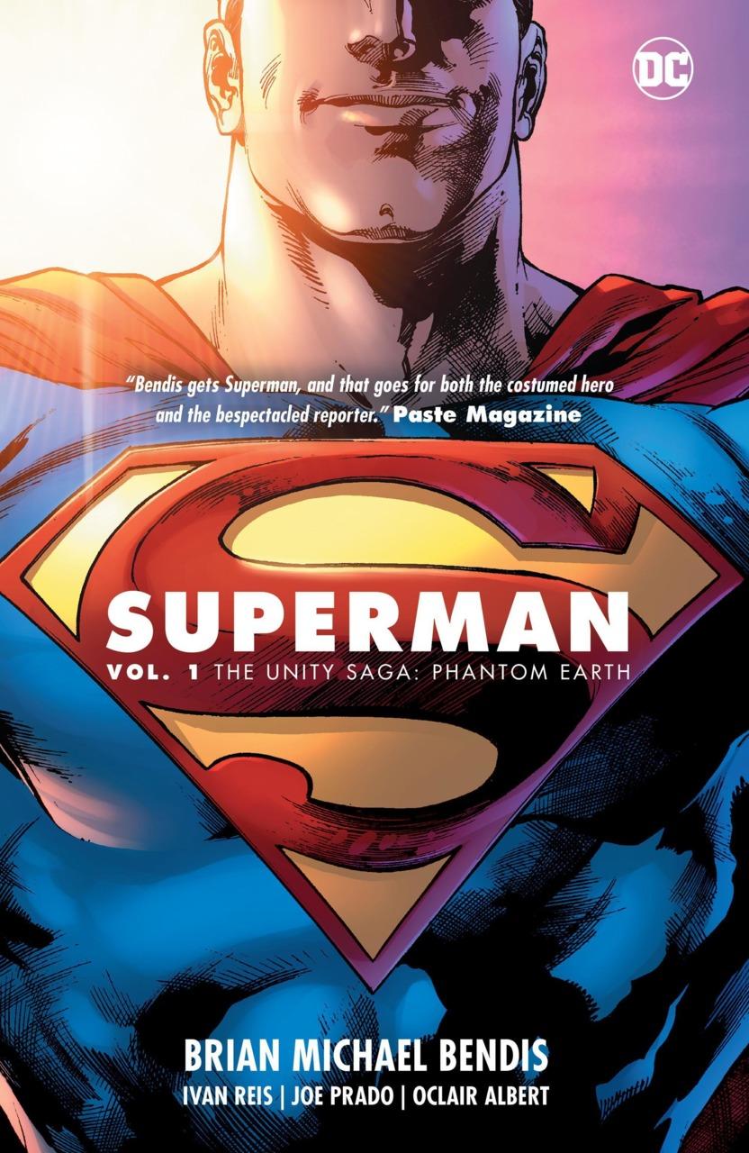 Superman: The Unity Saga: Phantom Earth (Collected)