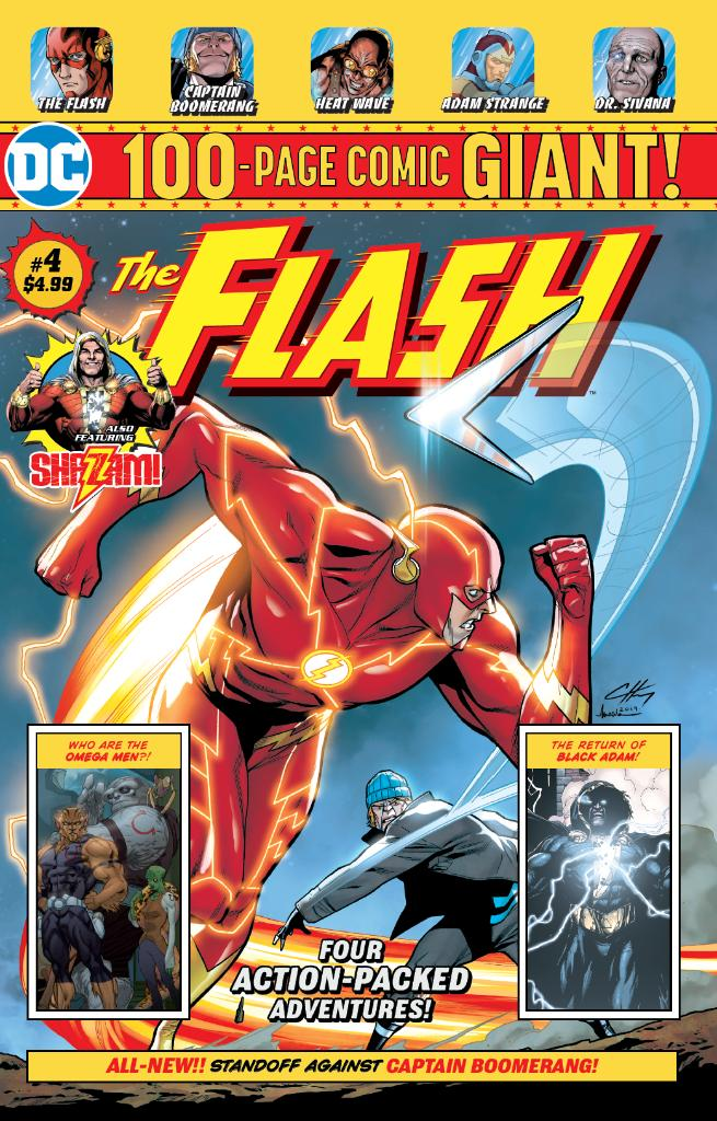 The Flash Giant Vol 1 4