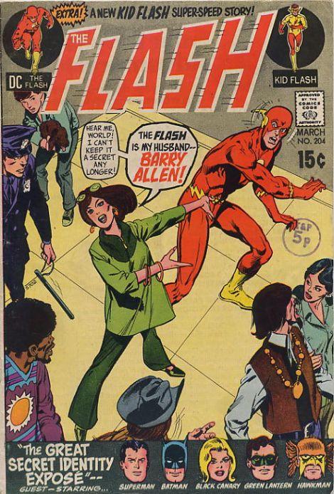 The Flash Vol 1 204