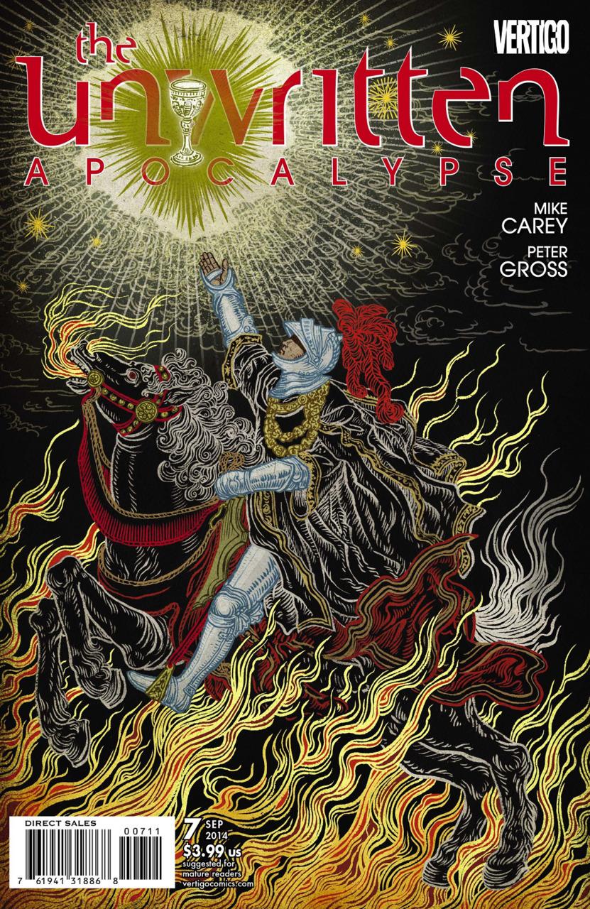 Unwritten: Apocalypse Vol 1 7