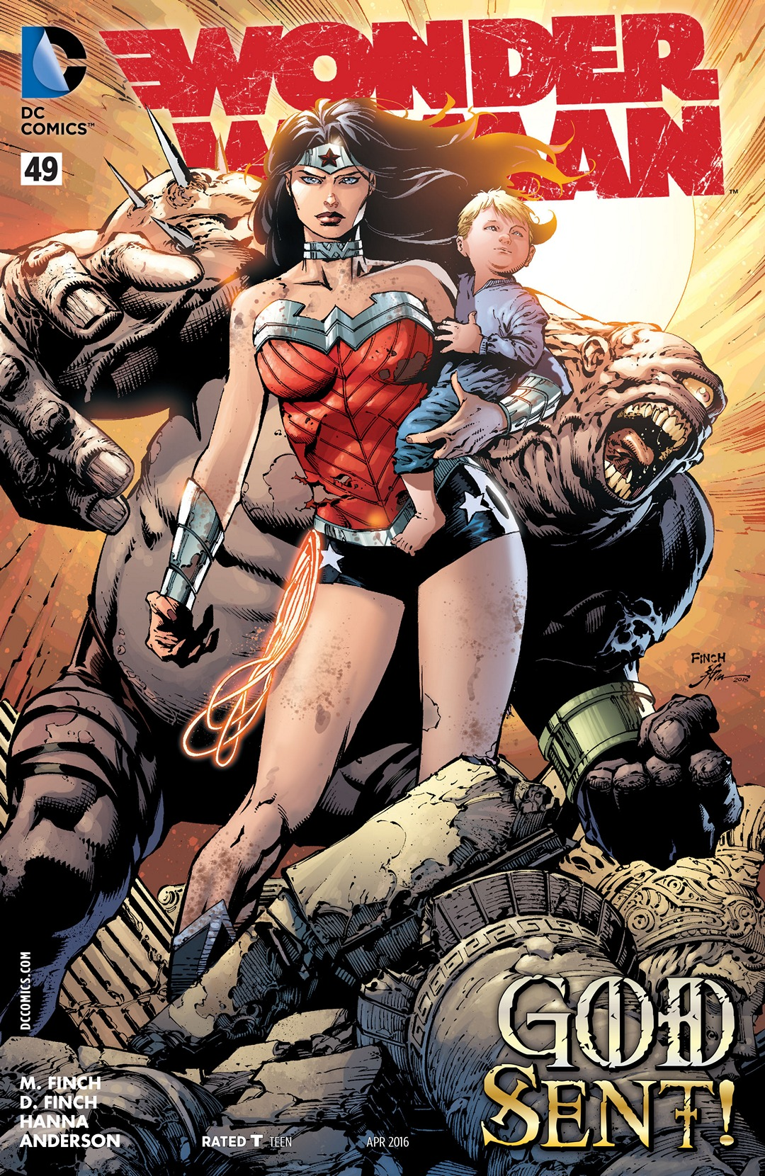 Wonder Woman Vol 4 49