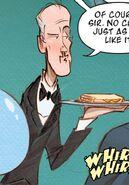 Alfred Pennyworth Dear Justice League 001