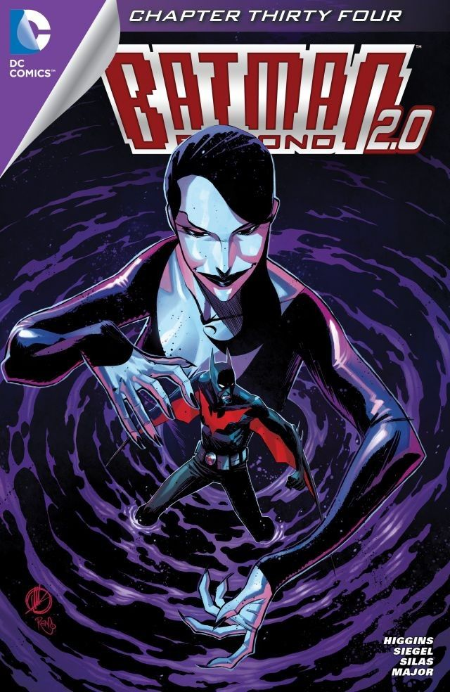 Batman Beyond 2.0 Vol 1 34 (Digital)