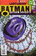 Batman Gotham Knights 22