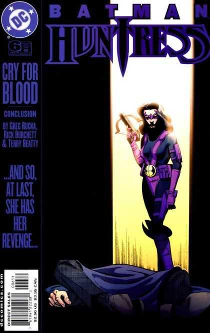 Batman/Huntress: Cry for Blood Vol 1 6