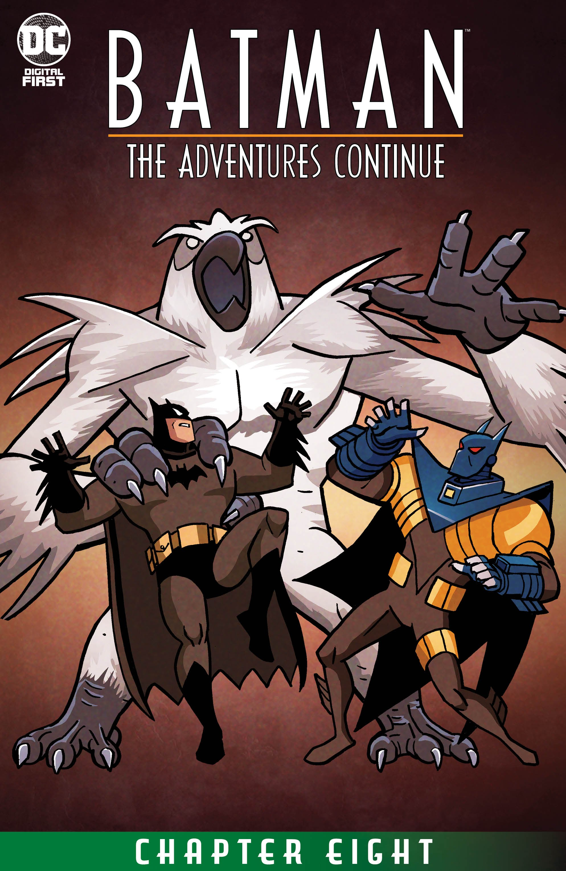Batman: The Adventures Continue Vol 1 8 (Digital)