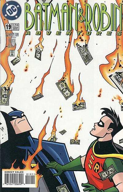 The Batman and Robin Adventures Vol 1 19