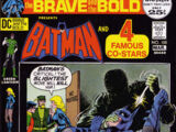 The Brave and the Bold Vol 1 100