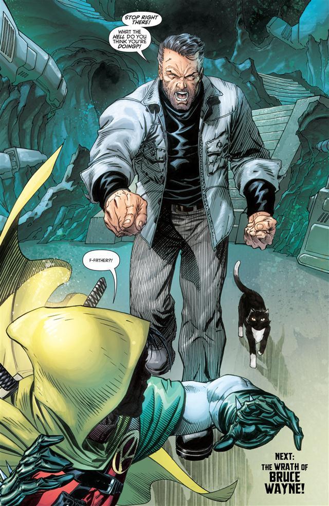 Bruce Wayne (Batman in Bethlehem)