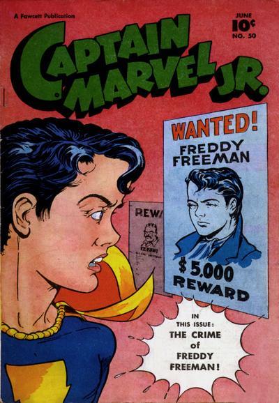 Captain Marvel, Jr. Vol 1 50