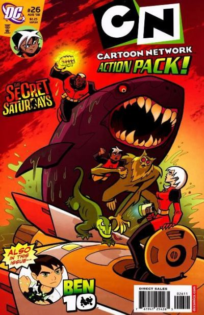 Cartoon Network Action Pack Vol 1 26