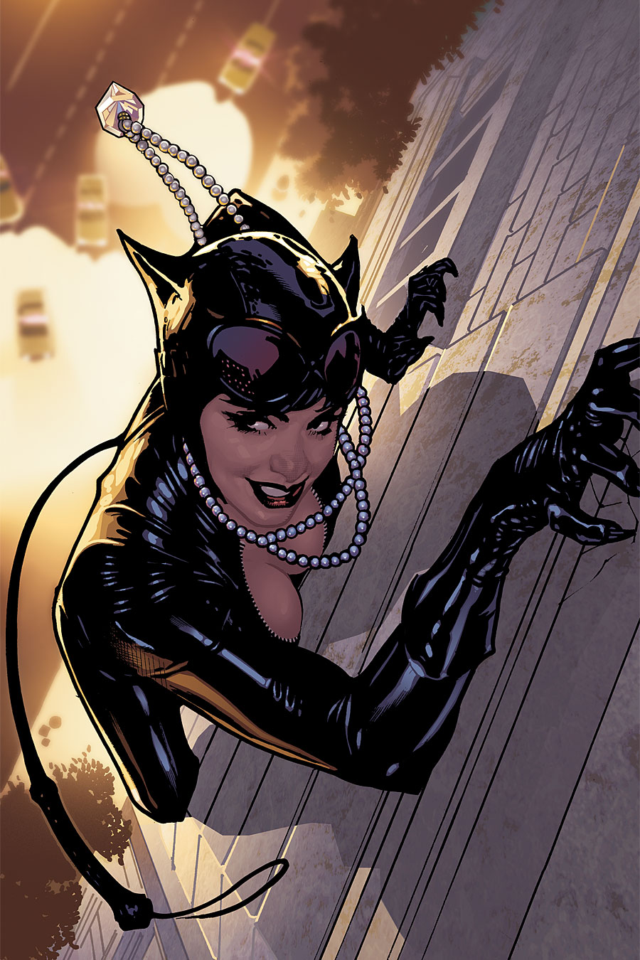 Catwoman: The Long Road Home (Collected)