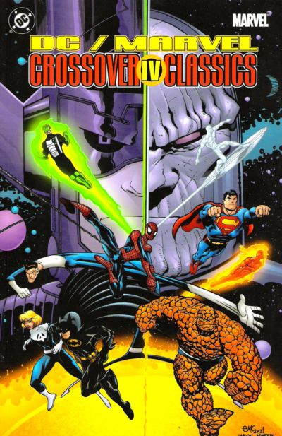 DC/Marvel: Crossover Classics Vol 1 4