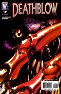 Deathblow Vol 2 7 cover