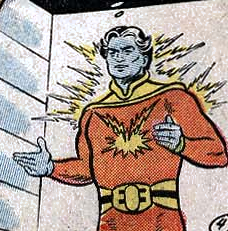 Electric Man (Earth-One)