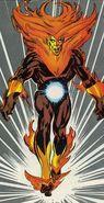 Firestorm Elemental