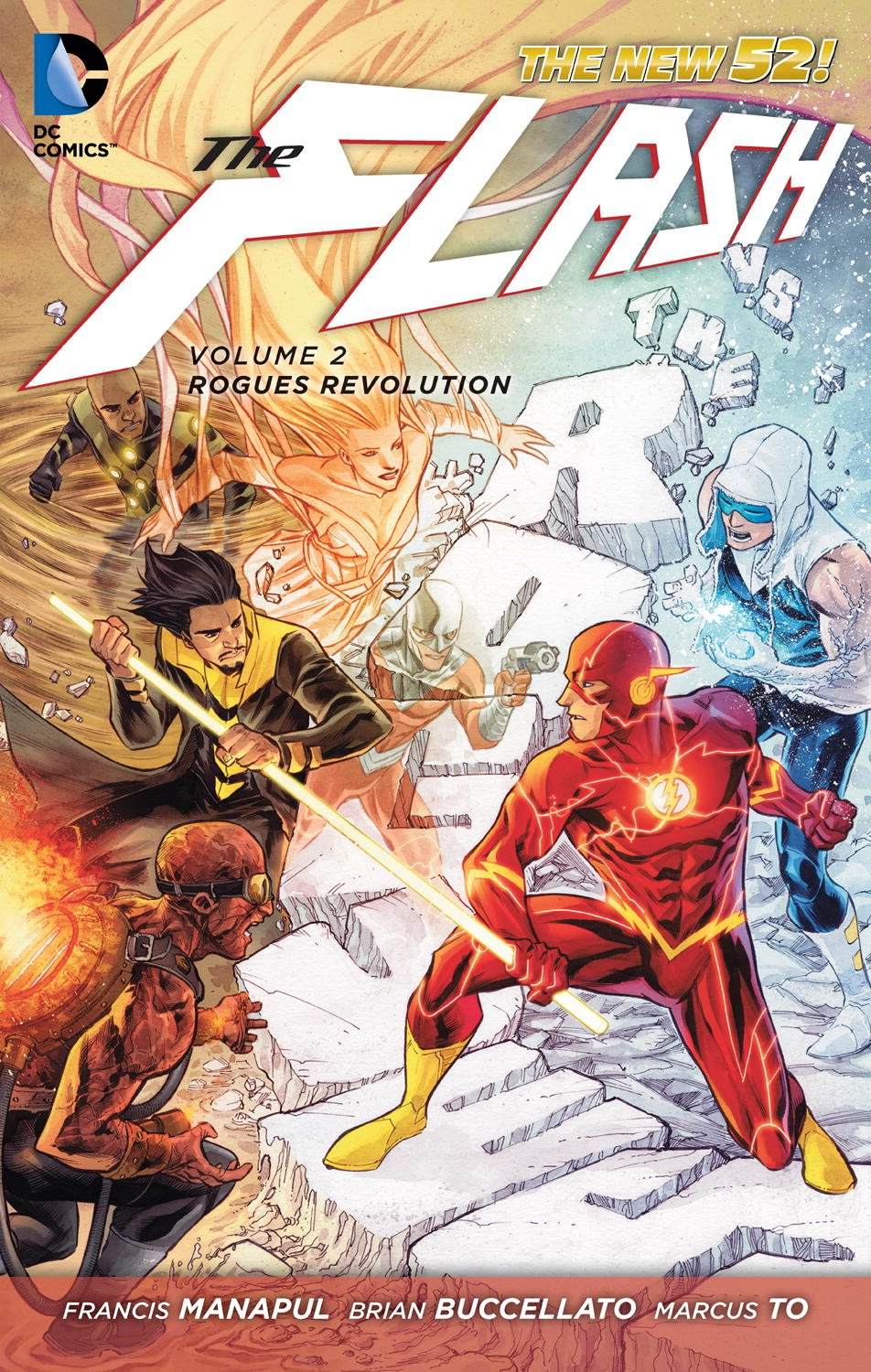 The Flash: Rogues Revolution (Collected)