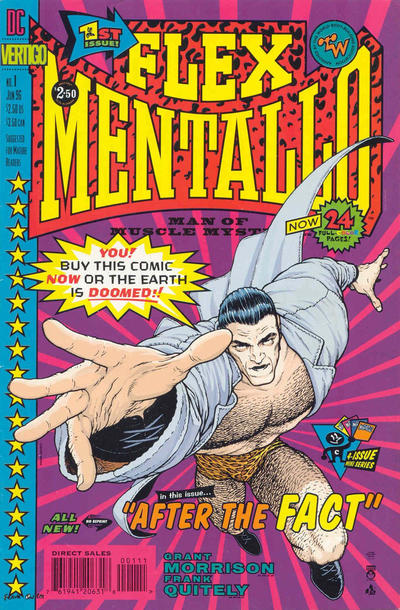 Flex Mentallo Vol 1 1