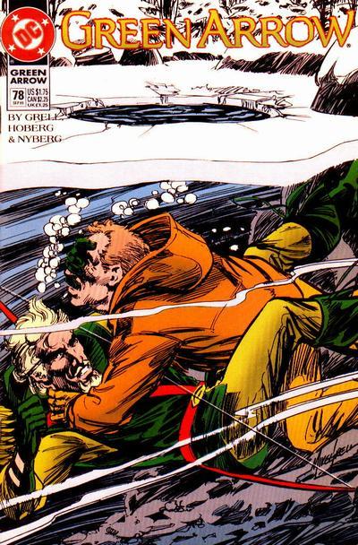 Green Arrow Vol 2 78