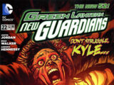 Green Lantern: New Guardians Vol 1 22