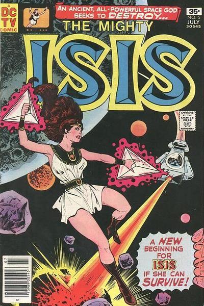 Isis Vol 1 5