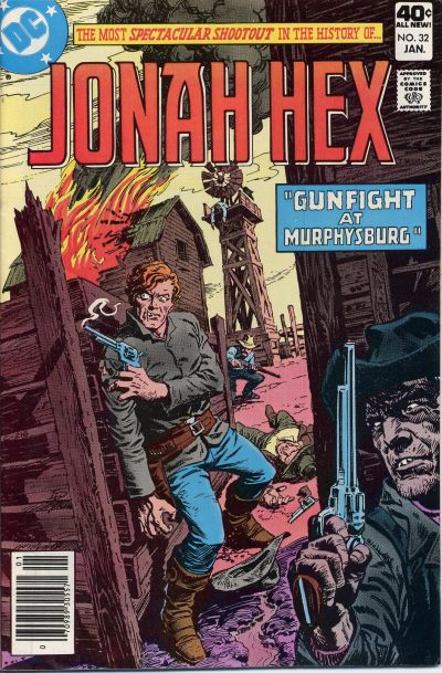Jonah Hex Vol 1 32