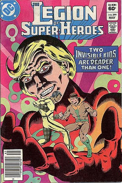 Legion of Super-Heroes Vol 2 299