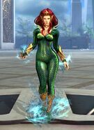 Mera DC Unchained 0001