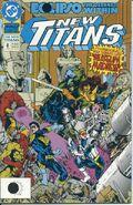 New Titans Annual 8