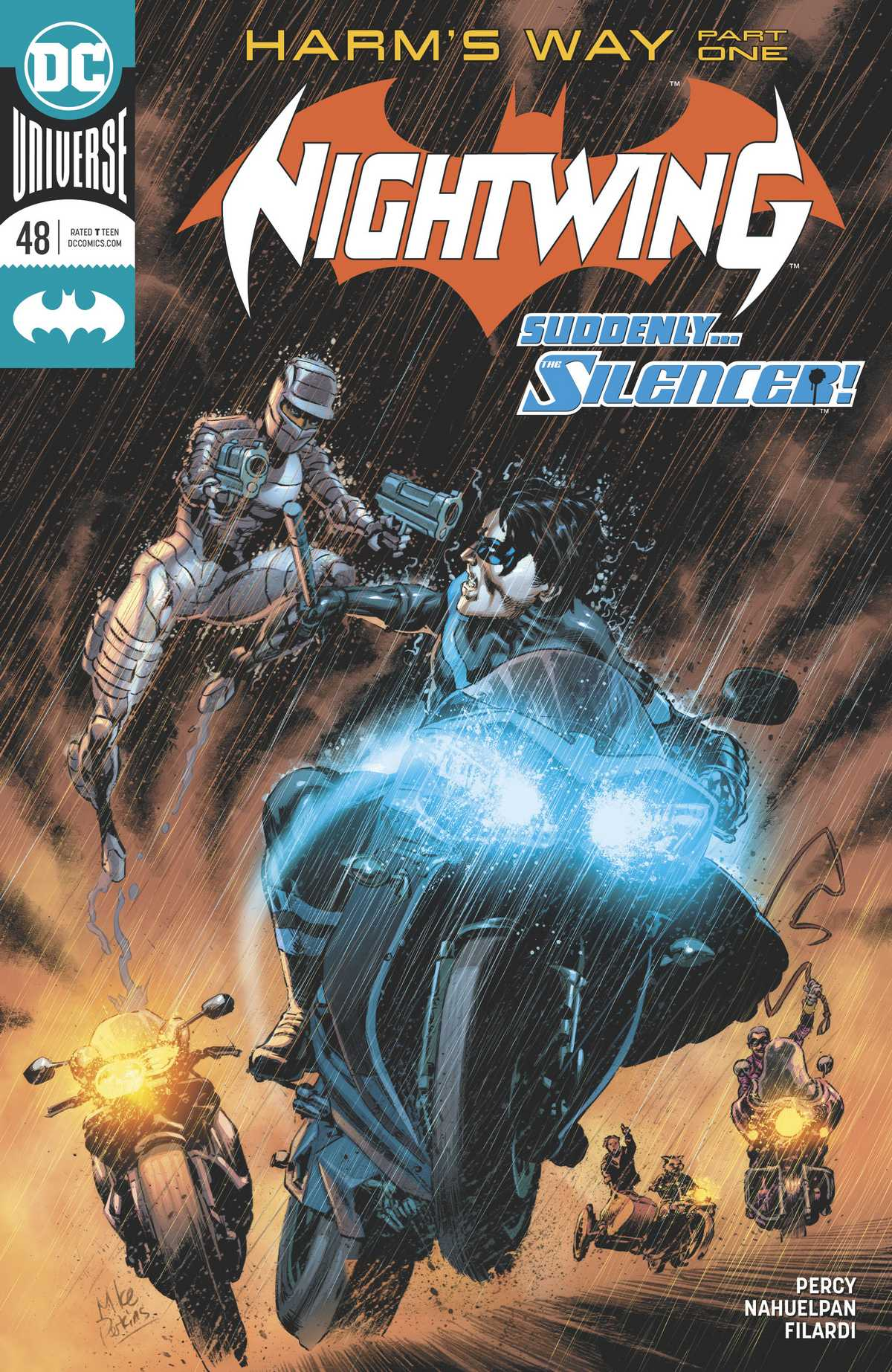 Nightwing Vol 4 48
