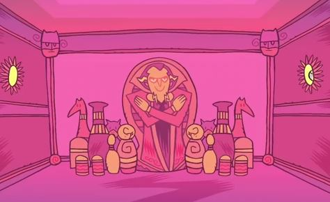 Ra's al Ghul (Teen Titans TV Series)