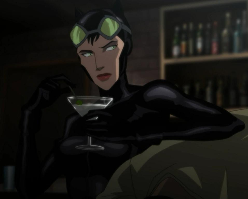 Selina Kyle (DC Animated Movie Universe)