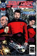 Star Trek The Next Generation Annual Vol 1 2