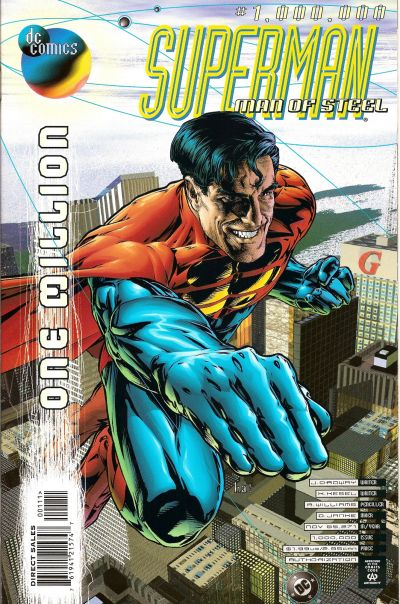 Superman: The Man of Steel Vol 1 1000000