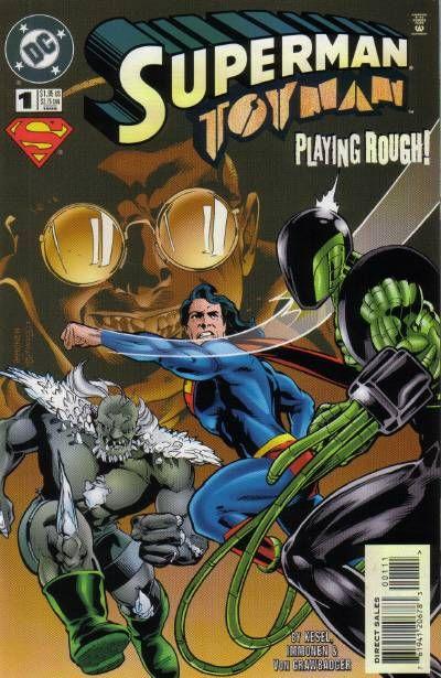 Superman/Toyman Vol 1 1