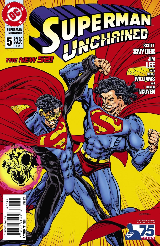 Superman Unchained Vol 1 5 Gammill Variant.jpg